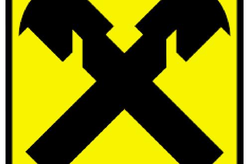 Logó felismerő kvíz Raiffeisen logó