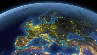 Európa országai-térképes kvíz
