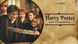 Nehéz Harry Potter kvíz