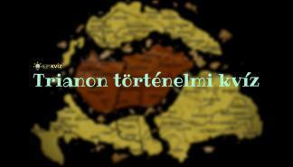 Trianon történelem kvíz