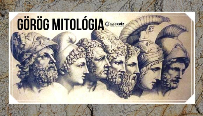 görög-istenek-mitológia-kvíz