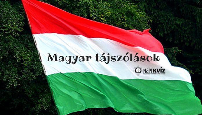 magyar tájszólás kvíz