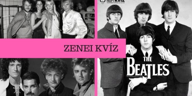 ABBA Queen Beatles