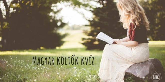 magyar költők irodalom