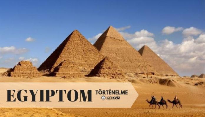 Egyiptom történelem