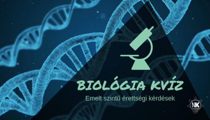 Emelt biológia