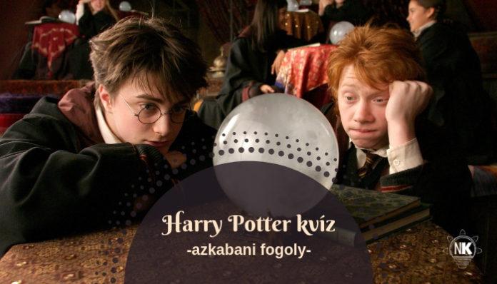 Harry Potter azkabani 5 kérdés