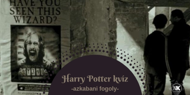 Harry Potter azkabani fogoly