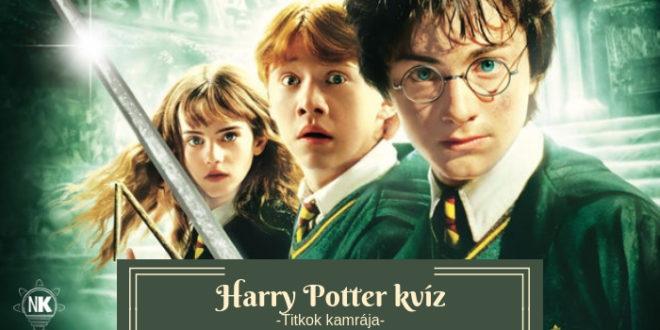 Harry Potter Titkok Kamrája
