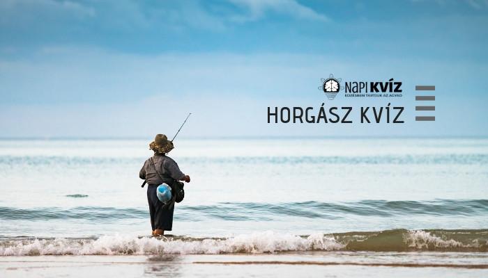 Horgászvizsga kérdések