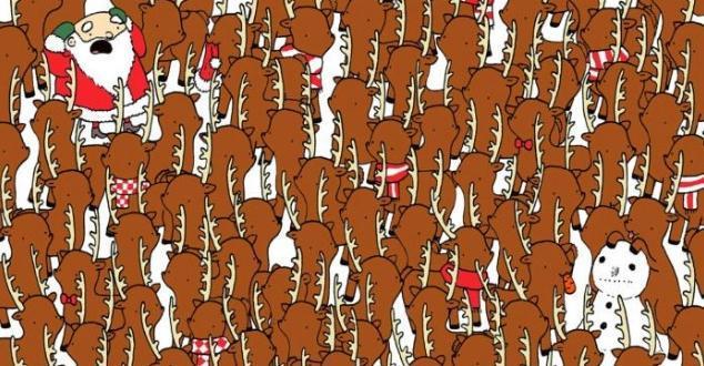 Keresd a mackót