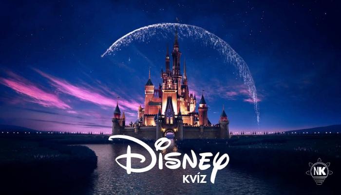 Disney kvíz
