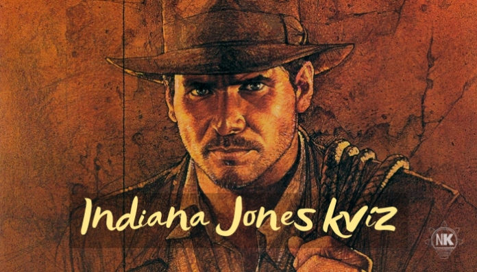 A nagy kincsvadász, Indiana Jones kvíz