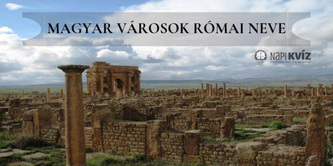 9Magyar_varosok_romai neve_borito