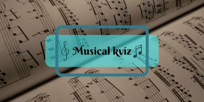 Musical kvíz