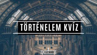 Magyar történelmi városok kvíz